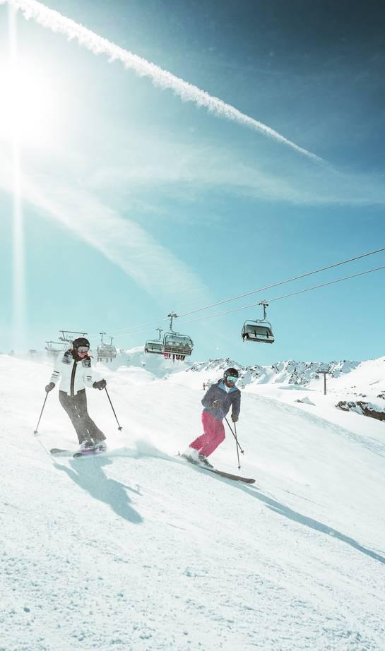 Ski & Yoga 4=3